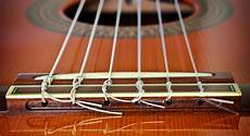 How To Change Strings On Classical Guitars Step By Step