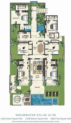 moderne luxusvilla grundriss ideas here for waterfront house plans floor plans
