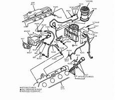 7 3l Diesel Fuel Line Parts Schematic Bed Ford