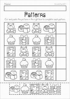 cut and paste patterns worksheets for kindergarten 309 2895 best my tpt products images on 100 day of school 100th day and 1st grades