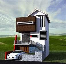 Terpopuler 24 Rumah Bentuk Minimalis