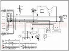 Schematic Electric Scooter Wiring Diagram Closet