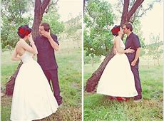 rainbow rockabilly wedding11 · Rock n Roll Bride