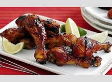 oriental sticky chicken wings_image