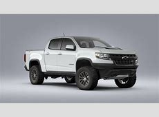 New 2020 Summit White Chevrolet Colorado Crew Cab Short
