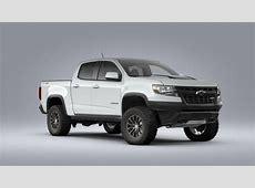 New 2020 Summit White Chevrolet Colorado Crew Cab Short