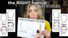how to find the right haircut for your face shape best hair styles for your face shape and how to find your face shape youtube