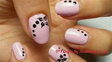 easy and stylish nail art without tools youtube