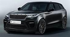 Automotive S Range Rover Velar Is Almost An Svr