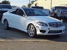 Purchase Used 2013 Mercedes Benz C250 Coupe Damaged