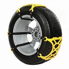 pneu neige ou chaine 6pcs cha 238 ne de neige de pneu de voiture 233 paississement universel r 233 glable anti d 233 rapage s 233 curit 233