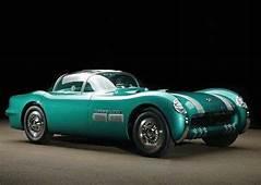 52 Corvette Prototype  Concept Cars Pontiac
