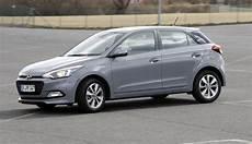 Testbericht Hyundai I20 1 2 Trend