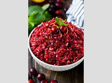 cranberry applesauce with orange and pears_image