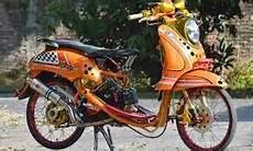 Modifikasi Motor Fino Sporty by Modifikasi Motor Yamaha Mio Fino Sporty Tanpa Biaya Tinggi