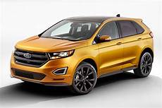 Ford Edge Suv 2015 Specs Prices And Release Date