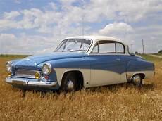 Wartburg 311 Coup 233 1962 Oldtimerclub Erding E V