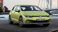 all new volkswagen golf 8 takes the tech leap yet