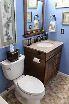 Diy Ideas For Bathroom Hometalk Diy Small Bathroom Renovation