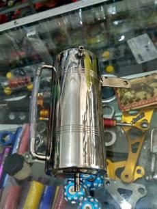 Jual Variasi Motor by Jual Tabung Oli Sing Variasi Bahan Stainless Steel Di