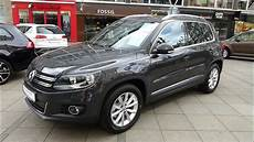 2015 Volkswagen Tiguan Sport Style Lounge Exterior And