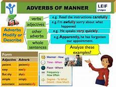 intermediate i u1 adverbs of manner