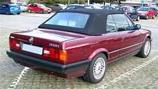 file bmw e30 cabrio rear 20071109 jpg wikimedia commons