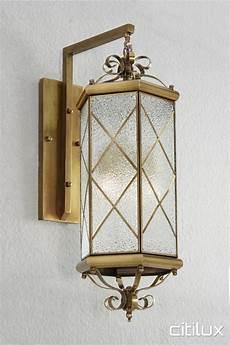 lighting australia merrylands classic outdoor brass wall light elegant range citilux