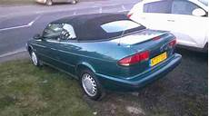 old car repair manuals 1995 saab 900 interior lighting purchase used 1994 saab 900 s saab 1995 900 se convertible 2290cc petrol 2dr manual may consider