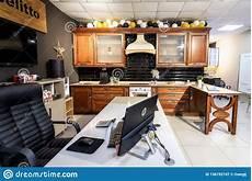 Kitchen Furniture Store Chernivtsi Ukraine 12 20 2018 Kitchen Furniture Store