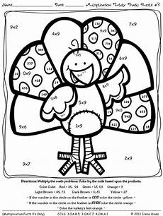 november color by number worksheets 16214 17 best images about activities coloring pages on equation maths puzzles and december