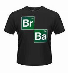 breaking bad elements t shirt official somethinggeeky