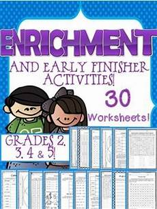 2nd grade reading enrichment worksheets 17 best images about pre k gifted and talented lessons pinterest preschool activities