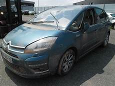 Arriere Complet Citroen C4 Picasso Phase 2 Essence