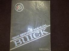 vehicle repair manual 1992 buick regal electronic toll collection 1992 gm buick regal service repair shop workshop manual