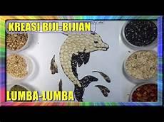 35 Ide Gambar Kolase Ikan Dari Biji Bijian Asiabateav