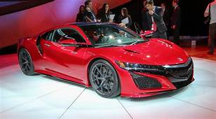 Acura NSX Ford GT And The Other Top Tech Cars Of