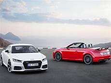 Audi Tt S Line Competition 2016 Preis Autozeitung De