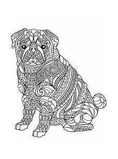 Ausmalbilder Erwachsene Kostenlos Tiere Kostenloses Ausmalbild Hund Dackel Die Gratis Mandala