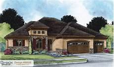 tuscan house plans single story underwood 50025 tuscan house plan 1 stories 3 bedrooms