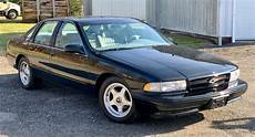 how cars work for dummies 1996 chevrolet impala parental controls this 1996 chevy impala ss was stored in a barn brand new for 24 years carscoops
