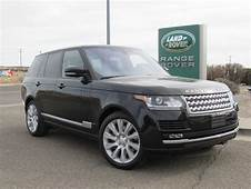 Pre Owned 2017 Land Rover Range Sport Utility In