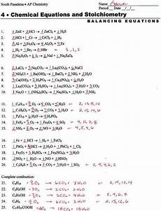 balancing equations practice worksheet answers homeschooldressage com
