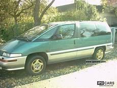 vehicle repair manual 1991 pontiac trans sport instrument cluster 1993 pontiac trans sport car photo and specs