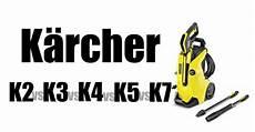 hochdruckreiniger im vergleich das passende geraet fuer jeden k 228 rcher k2 vs k3 vs k4 vs k5 vs k7 hochdruckreiniger im