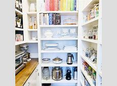 Kitchen: Pantry Shelving Ideas For Your Kitchen Storage