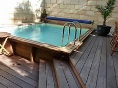 que choisir piscine hors sol 20 piscines qui prouvent que les structures hors sol peuvent 234 tre belles splash pools en 2019