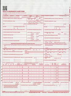health insurance claim forms cms 1500 2 part snapout package of 100 2012 u s government