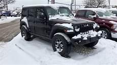 2018 jeep jl wrangler all black rubicon youtube
