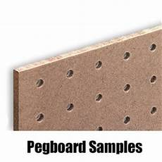 pegboard white faced perforated hardboard pegboard 2440 1220mm chiltern timber
